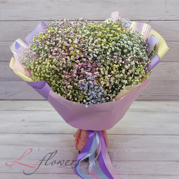 Bouquets - Bouquet Rainbow  - букеты в СПб